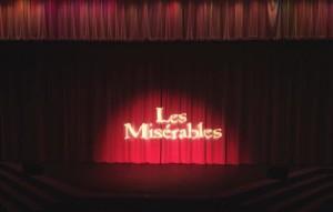 Les Miserables Curtain